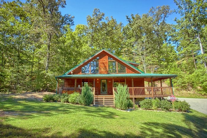 sweet seclusion secluded luxury richardson cove cabin Secluded Cabins In Tennessee