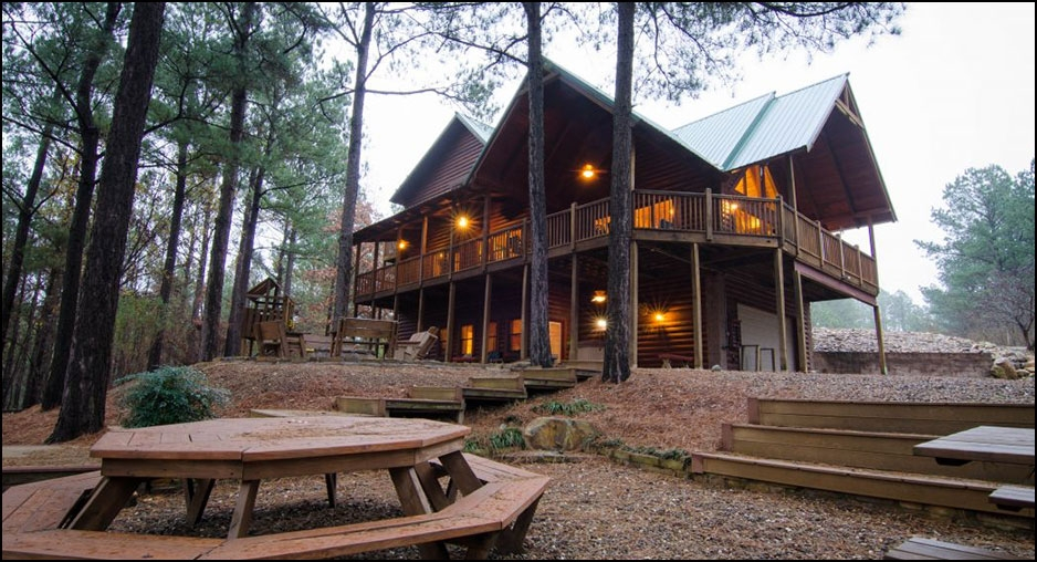 talako lodge cabin rentals beavers bend lodging Cabins In Broken Bow Oklahoma