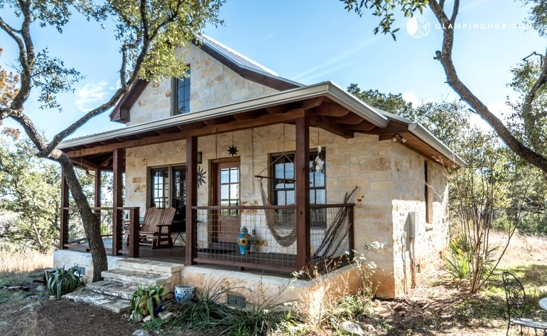 texas hill country cabin Cabins In Texas Hill Country