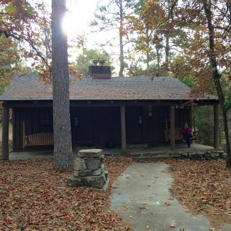 the cabin picture of petit jean state park morrilton tripadvisor Petit Jean State Park Cabins
