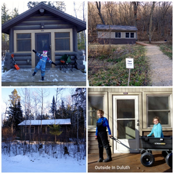 tips for mn state park camper cabins in winter Whitewater State Park Cabins