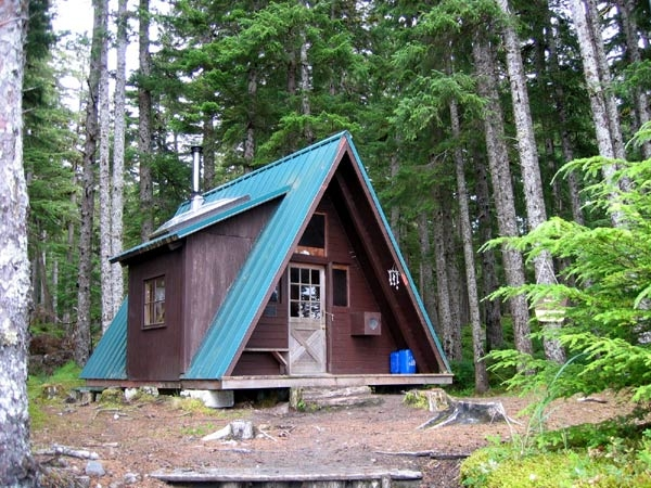 tongass national forest shelikof cabin Tongass National Forest Cabins