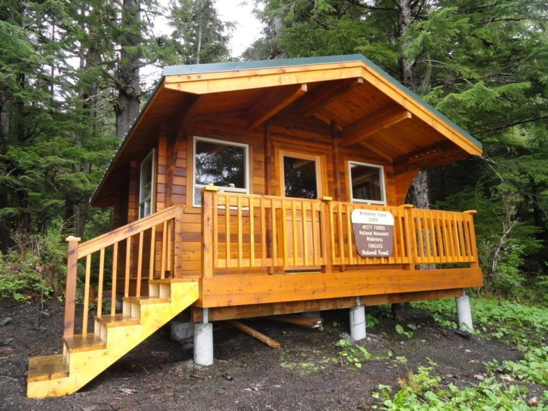 top ten cabins on the tongass national forest national forest Tongass National Forest Cabins