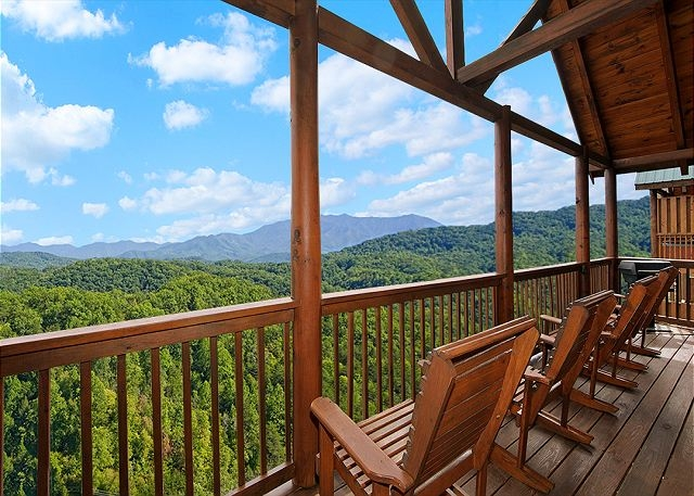 townsend tn cabin rentals paradise at black bear hollow Secluded Cabins In Smoky Mountains