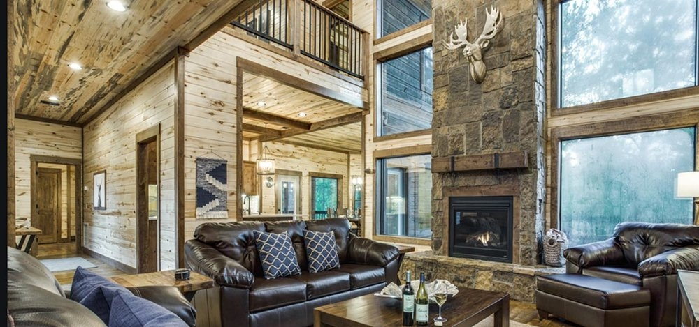 Permalink to Stunning Beavers Bend Luxury Cabins Gallery