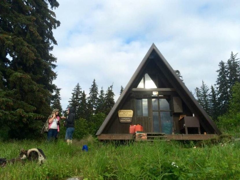 forest service wrangell residents looking for ways to maintain rec Forest Service Cabins Juneau