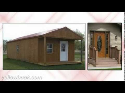 grand view buildings litchfield mn youtube Grandview Lofted Barn Cabin