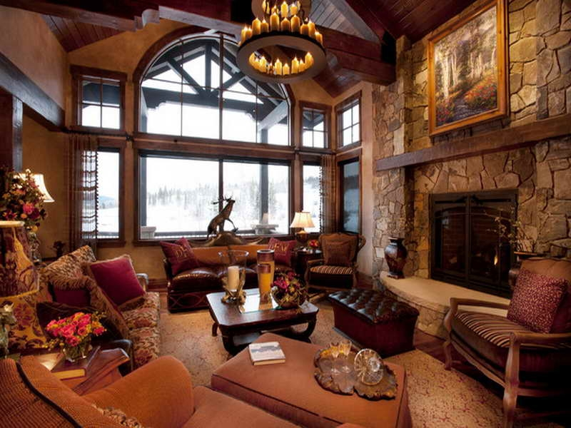 living room cheap rustic living room ideas rustic cabin living room Country Cabin Living Room Ideas