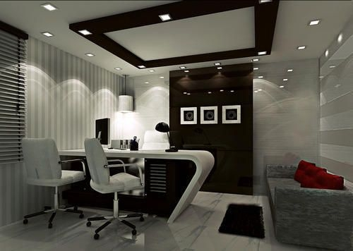 Permalink to Small Office Cabin Interior Ideas