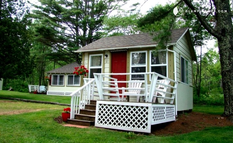 Permalink to Latest Pet Friendly Cabins In Maine Gallery