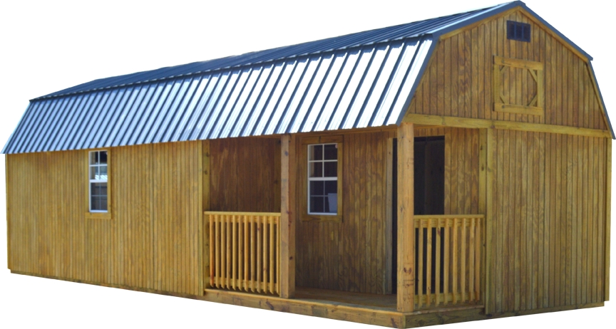 premier side lofted barn cabin storage building 14×40 Side Lofted Barn Cabin Floor Plans