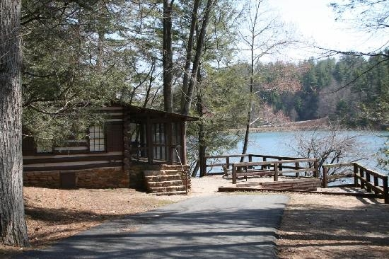 vogel state park cabin picture of vogel state park blairsville Georgia State Parks With Cabins