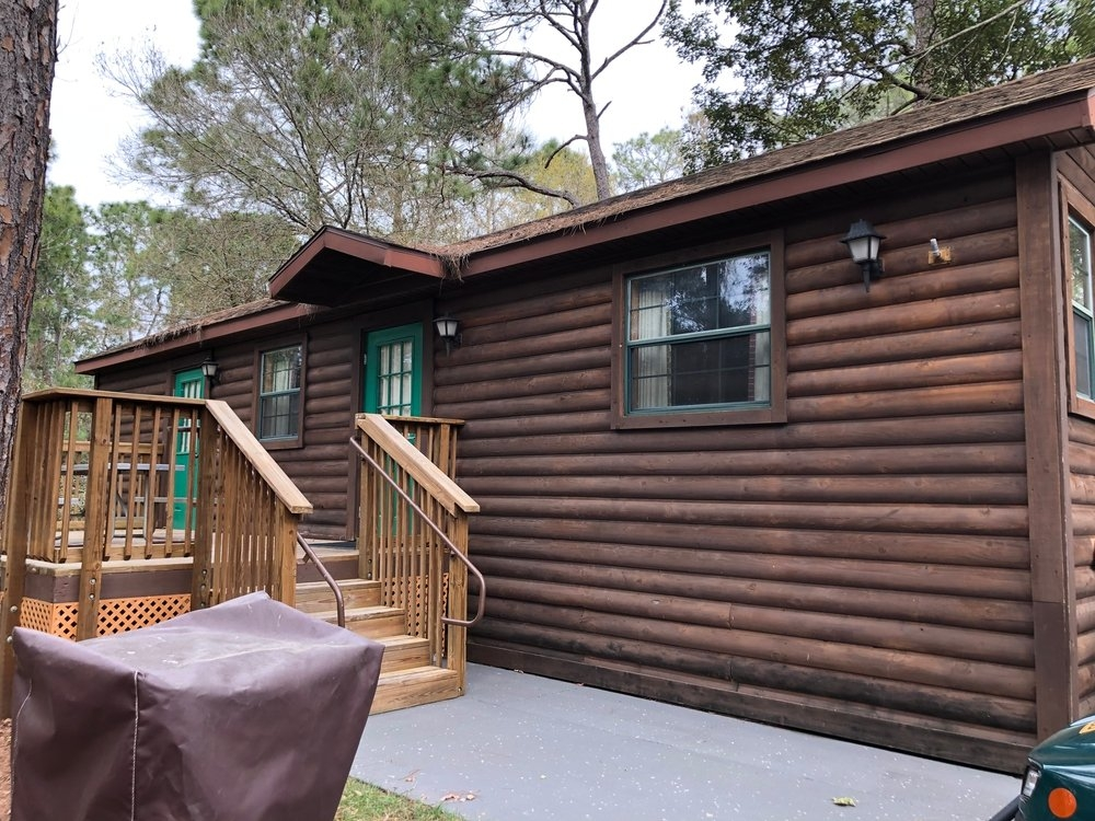 Let's Step Inside Of A Cabin At Disney's Fort Wilderness Resort & Campground