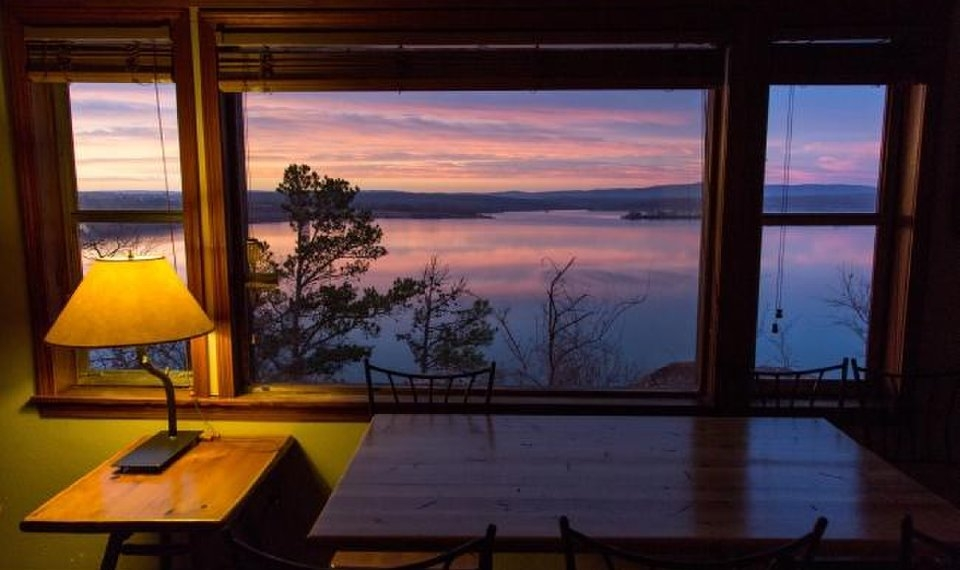 Oklahoma State Park Cabins Offer Cozy Getaway