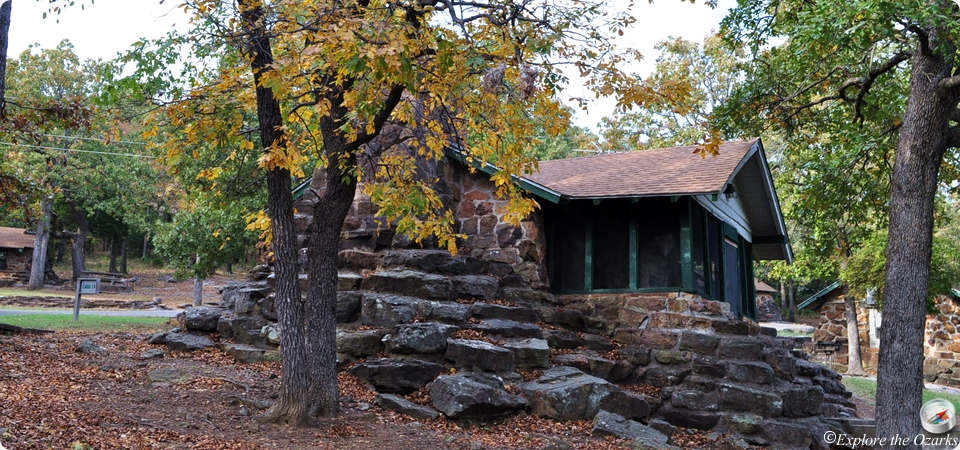 Greenleaf State Park Cabins & Camping | Explore The Ozarks