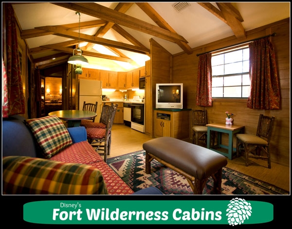 Walt Disney World Fort Wilderness Resort And Campground - The Magic For  Less Travel