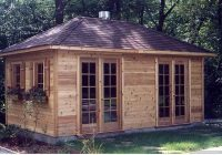 10 x 20 cabin guest cottage pinterest cabin cottage and house Small Cabin Plans With Loft 10×20
