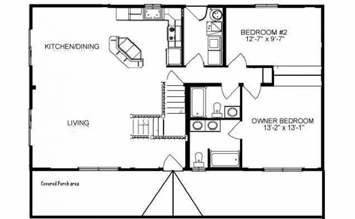 Permalink to Latest 1000 Sq Ft Cabin Floor Plans Gallery