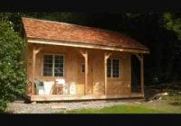 16×20 vermont cottage kit rough sawn post and beam youtube 20×30 Prefab Cabin On Youtube