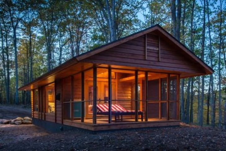 Permalink to Gorgeous Small Cabins To Build Yourself Inspirations