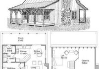 2 bedroom cabin plans with loft google search one dayi will Cabin Floor Plans With A Loft