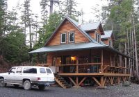 20 wide 1 12 story cottage in alaska Building A Cabin In The Alaskan Wilderness
