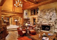 21 rustic log cabin interior design ideas style motivation Cabin Interior Design Ideas