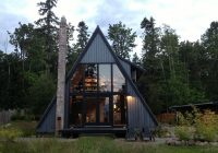 30 amazing tiny a frame houses that youll actually want to live in Small A Frame Cabin Plans With Loft