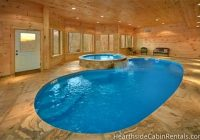 4 reasons you should book pigeon forge cabins with private indoor pools Gatlinburg Cabins With Private Indoor Pools