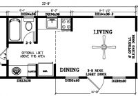 400 sq ft oak log cabin on wheels Tiny House Log Cabin Floor Plans