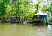 5 georgia state parks that offer yurt camping Georgia State Parks Cabins