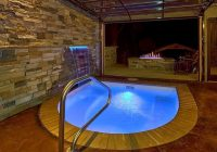 7 top gatlinburg cabins with indoor pools book online Smoky Mountain Cabins With Private Pools