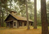 8 state parks in east texas where you can unplug and enjoy nature Wind Creek State Park Cabins