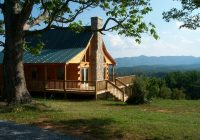 Cabins In Mountains-13 Mountain Cabin Rentals For Your Summer Vacation – Virginia's Travel Blog