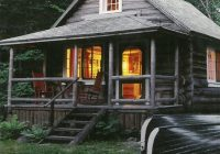 Cool Cabin Ideas-30 Cool Cabin Home Design Ideas That Is Simple Semi Modern   Log Home  Living, Cabins In The Woods, Little Cabin