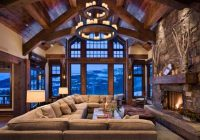 Beautiful Cabin Interiors-47 Extremely Cozy And Rustic Cabin Style Living Rooms