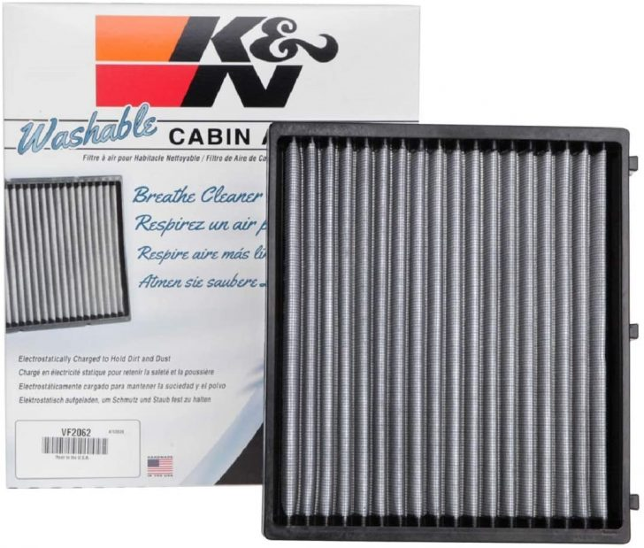 Permalink to K&N Cabin Air Filter