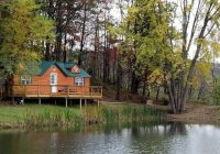 Pet Friendly Hocking Hills Cabins-Hocking Hills-Pet Friendly Cabin With Private Pond – Sugar Grove