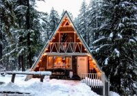 Cabins In Leavenworth-Leavenworth Little Bear Cabin — PNW CASCADE CABINS