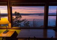 Oklahoma State Parks With Cabins-Oklahoma State Park Cabins Offer Cozy Getaway