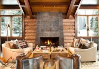 Beautiful Cabin Interiors-22 Luxurious Log Cabin Interiors You HAVE To See – Log Cabin Hub