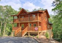 """Pigion Forge Cabins-A Perfect Stay"""" 5 Bedroom Smoky Mountains Cabin Near Gatlinburg"""
