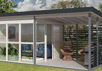 Small Cabin Backyard-Amazon's Viral $7K Tiny House Is Back In Stock – Curbed