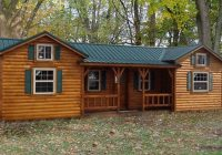 Build A Cabin Kit-Amish Cabins: This Log Cabin Kit Can Be Yours For $16,350