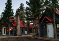 Yellowstone Camping Cabins-Campground Yellowstone Cabins And RV, West Yellowstone, MT – Booking.com