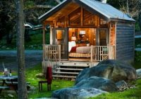 Cool Cabin Ideas-Cool Cabin   Small House, House Styles, Little Cabin