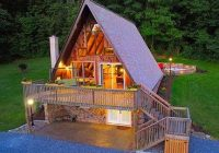 Cabin Getaways In Pa-Couple's Getaway | Robesonia, Pennsylvania | A-Frame Cabin