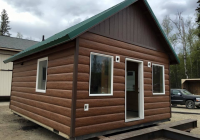 Manufactured Cabins-Manufactured Homes That Look Like Log Cabins