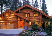 Mountain Home Cabins-Swiss Mountain Log Homes   Custom Log Home Builders In Central Oregon