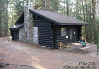 Wilderness State Park Cabins-Wilderness State Park – Carp Lake MI – Living New Deal